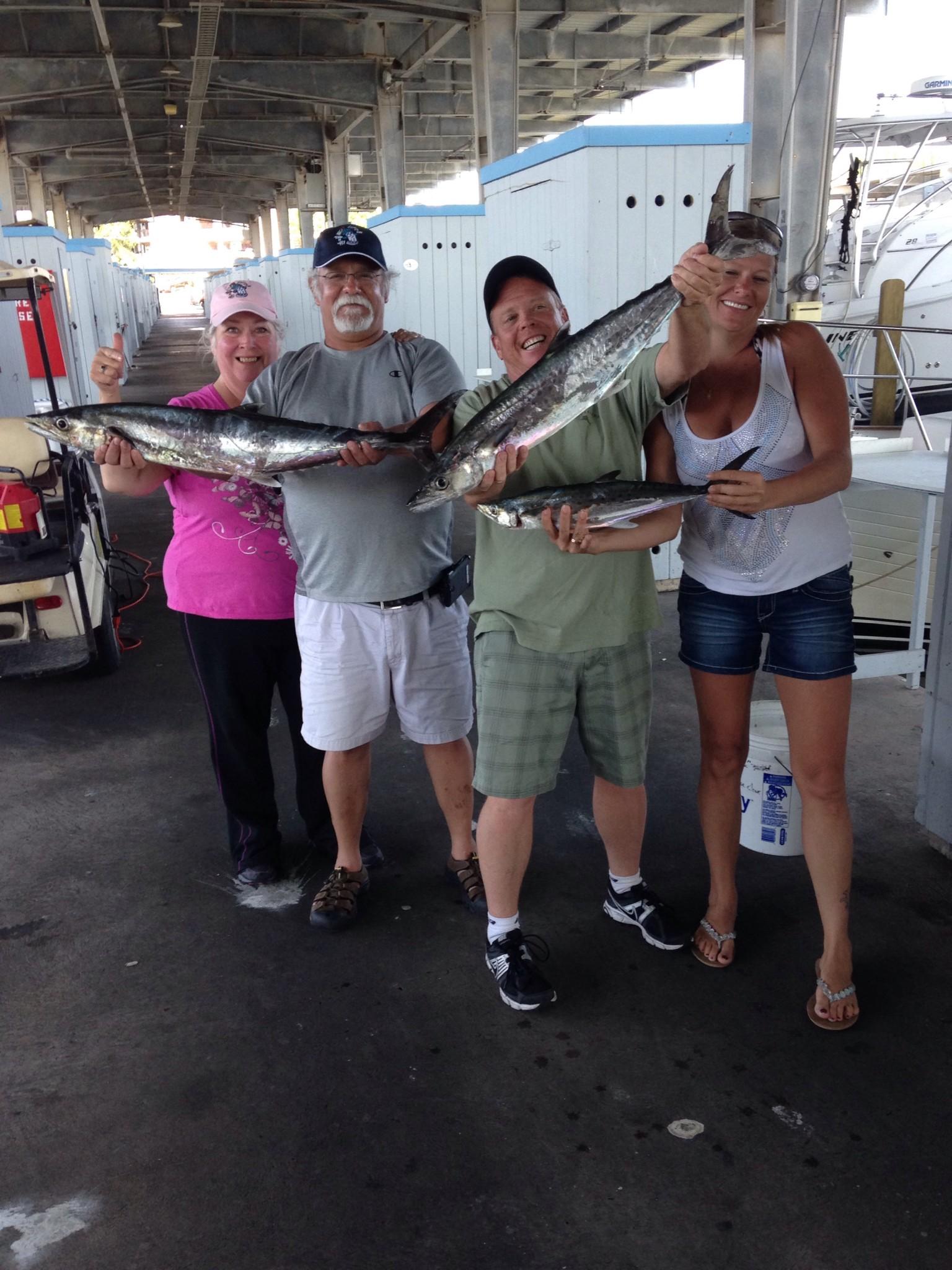 Galveston Fishing Offshore Charters